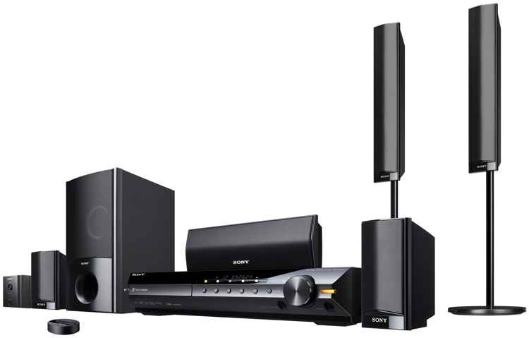 Sony DAV-HDX589W