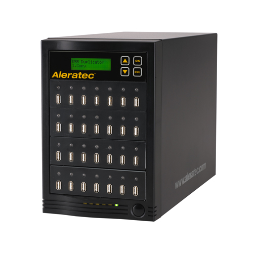 Aleratec 1:27 USB Flash Drive Duplicator