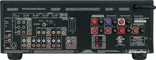 Onkyo TX-SR607