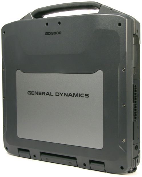 General Dynamics Itronix GD8000