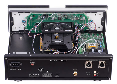Blacknote CDP 300 CD Player