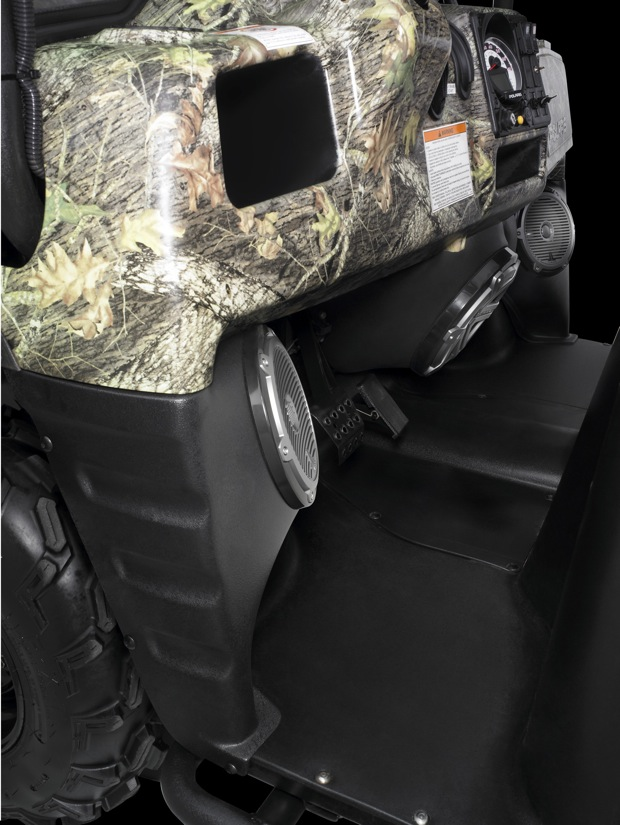 Polaris Ranger Stealthbox
