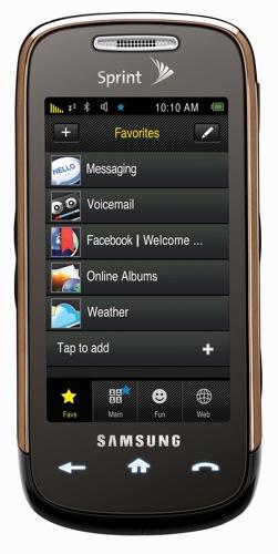 Samsung Instinct s30