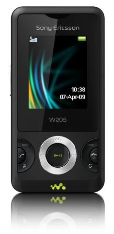 Sony Ericsson W205 Walkman