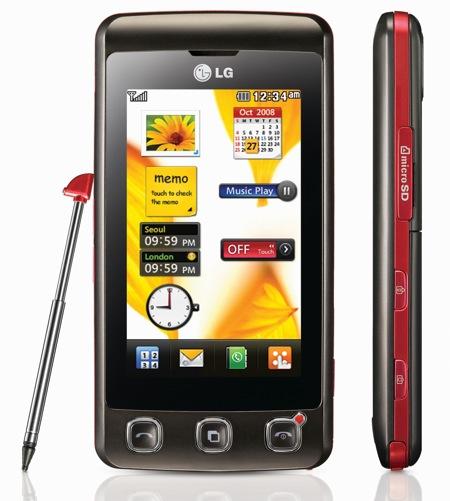 LG Cookie LG-KP500