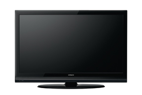 Hitachi Alpha LCD HDTV