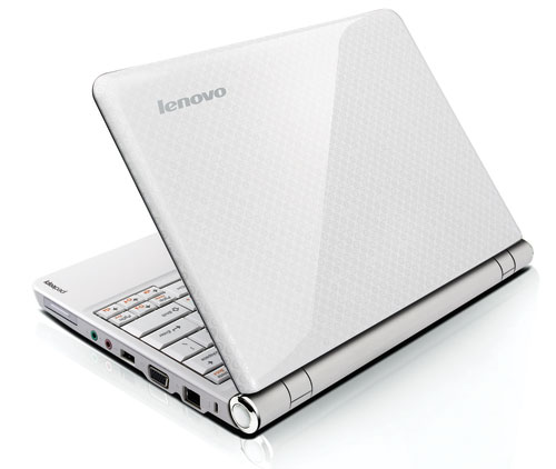 Lenovo IdeaPad S12 - White