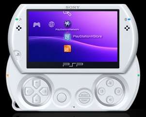 Sony PSPgo - White