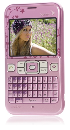 Sanyo SCP-2700 - Pink