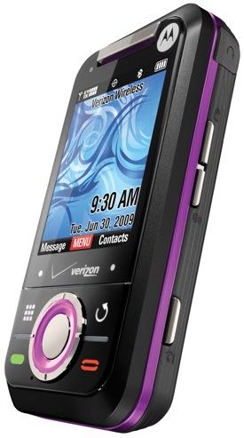 Motorola Rival - Purple