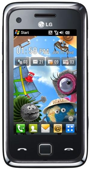 LG GM730 Smartphone