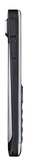 Nokia E72 - side left