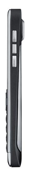 Nokia E72 - side right