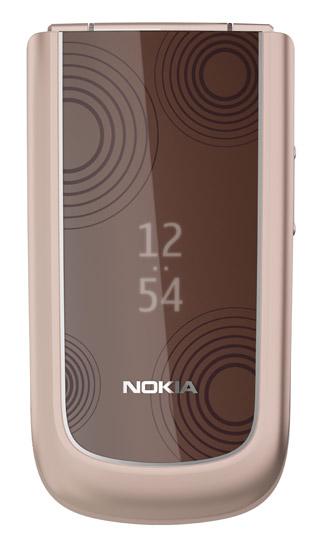 Nokia 3710 fold - pink