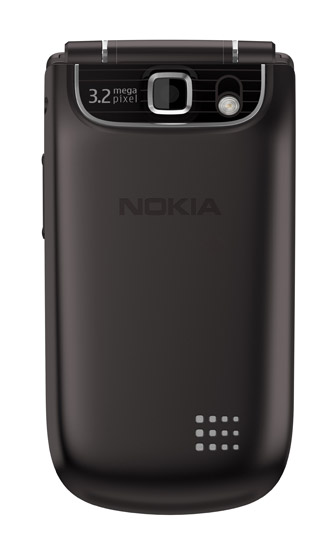 Nokia 3710 fold - black