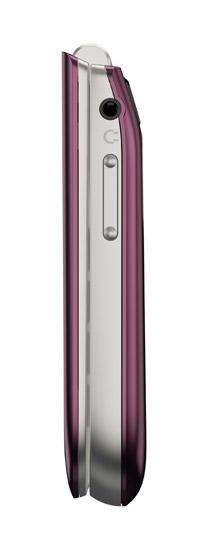 Nokia 3710 fold - plum