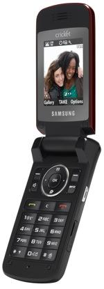 Samsung MyShot II SCH-r460