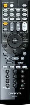 Onkyo HT-RC160 A/V Receiver Remote Control