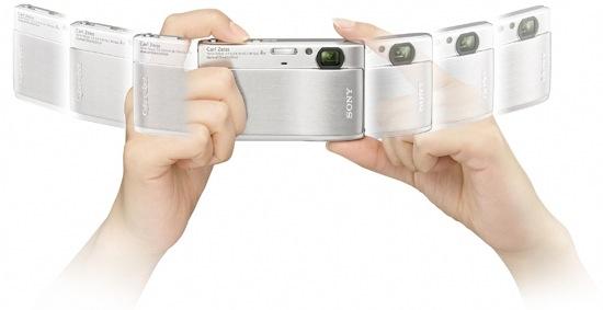 Sony DSC-TX1 Cyber-shot - Pan