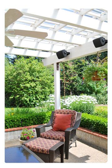 Aperion Audio Intimus Outdoor Speaker