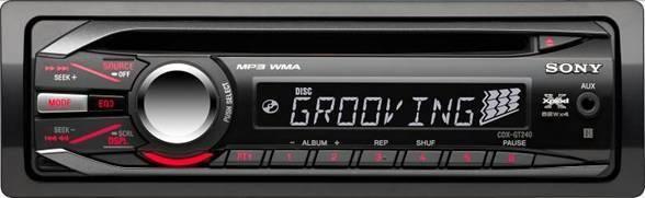 Sony Xplod CDX-GT240