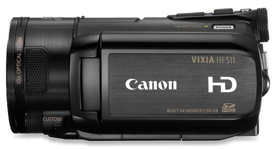 Canon VIXIA HF S11 Camcorder