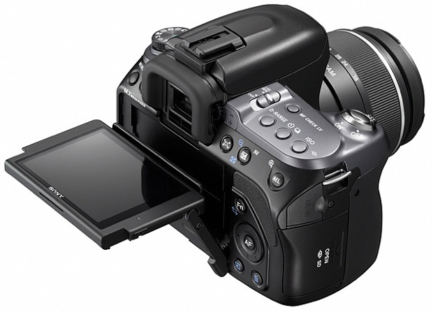Sony DSLR-A550 Digital Camera
