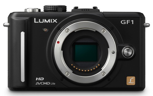 Panasonic DMC-GF1 Lumix Digital Camera Body