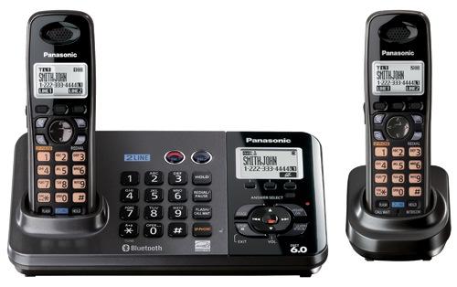 Panasonic KX-TG9382T Bluetooth Land-line Phone