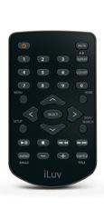 iLuv i1166 Remote Control