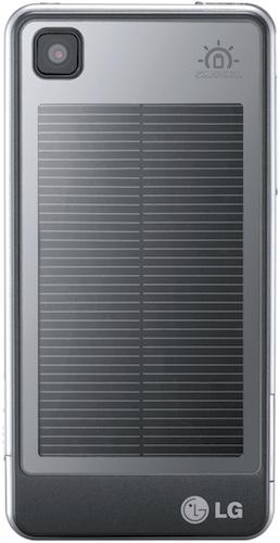 LG GD510 Solar Cover