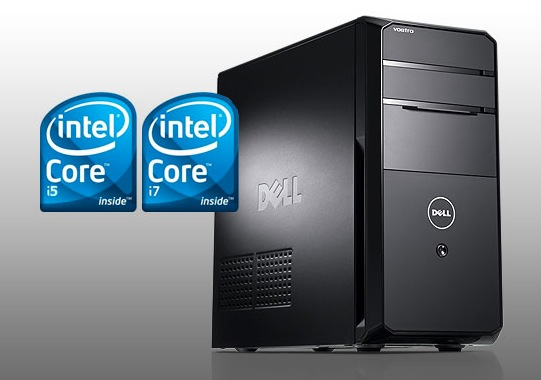 Dell Vostro 430 - Intel Core i5 i7