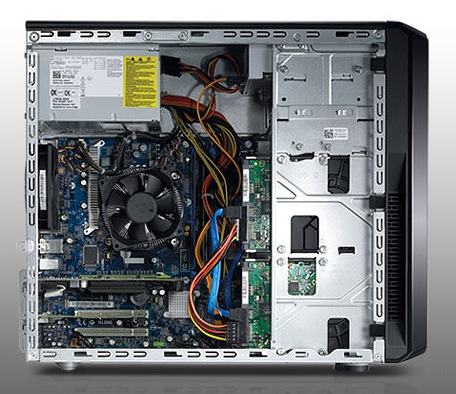 Dell Vostro 430 - Inside