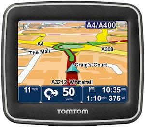 TomTom Start Routes