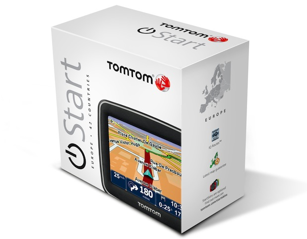 TomTom Start Box