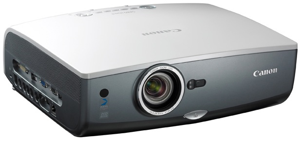 Canon REALiS SX80 Mark II Multimedia LCOS Projector