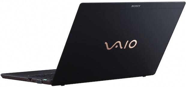 Sony VAIO X Series Notebook - Black