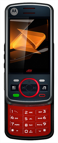 Motorola Debut i856 Cell Phone