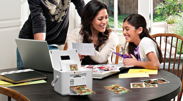 Epson PictureMate Charm Photo Printer Lifestyle