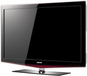 Samsung 650 Series HDTV