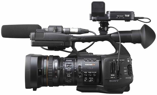 Sony PMW-EX1R Camcorder