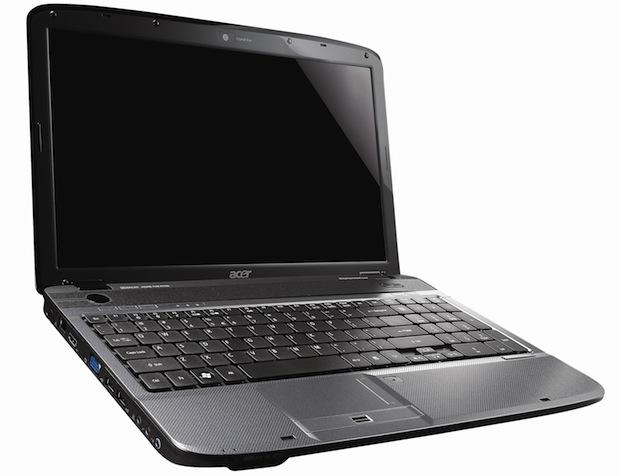 Acer Aspire 5738DG 3D Notebook