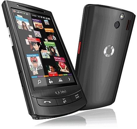 Vodafone 360 Samsung H1 Smartphone