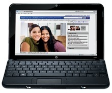 HP Mini 110-1046NR Netbook