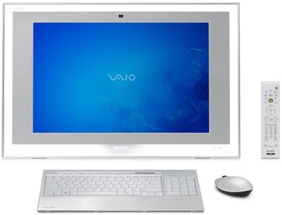 Sony VAIO VGC-LT series Computer