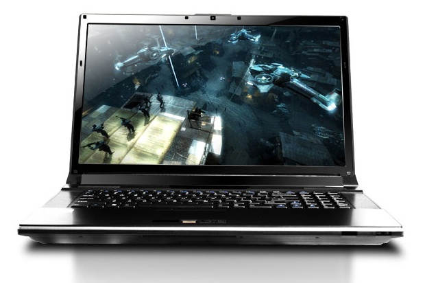 iBUYPOWER Battalion 101 W870CU Gaming Notebook