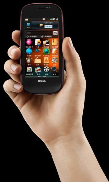 Dell Mini 3 Smart Phone