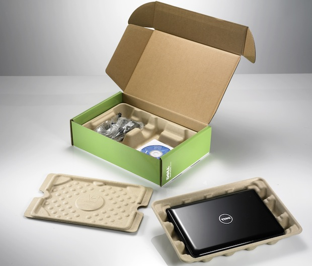 Dell Inspiron Mini 10 in Bamboo Packaging