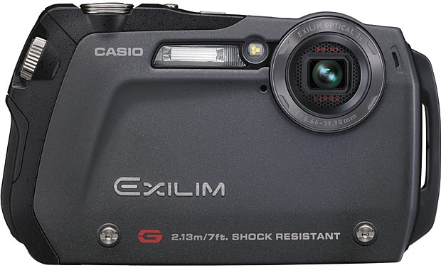 Casio EX-G1 EXILIM Digital Camera - Front