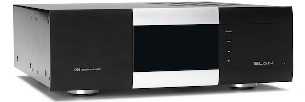 ELAN D16 Multi-Channel Amplifier